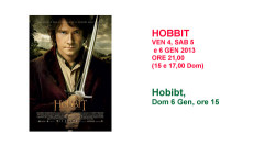Hobbit - Cinema C Concordia Sagittaria gen 2013