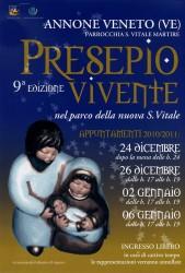 Presepe vivente ad Annone Veneto