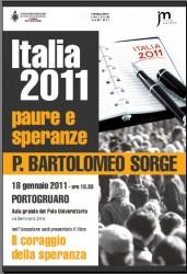 Incontro con P. Bartolomeo Sorge