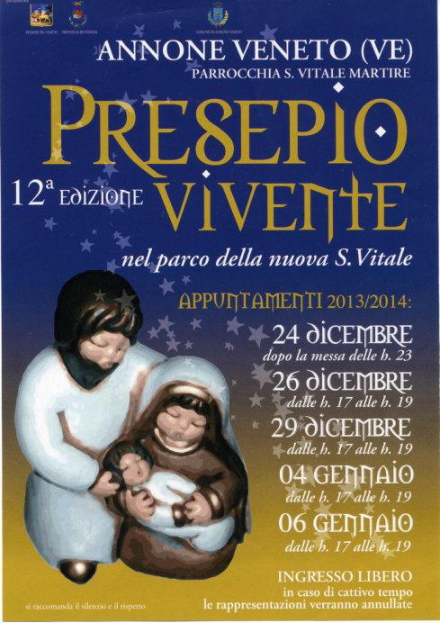 Presepe Vivente Annone Veneto 2013