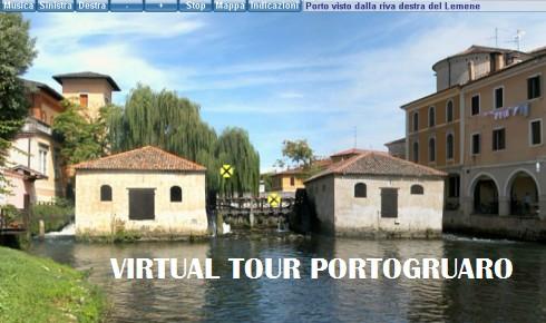 Portogruaro Virtual Tour