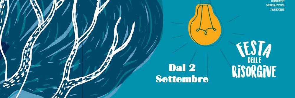 Festa delle risorgive dal 2 Settembre