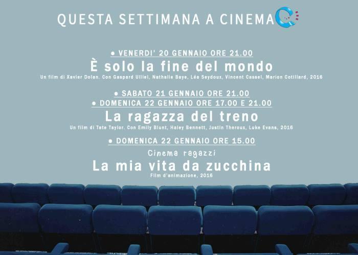 Cinema C weekend
