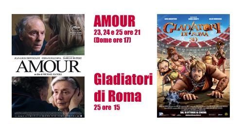 Amour - Il gladiatore di Roma